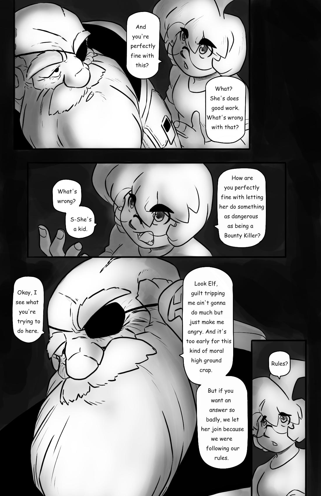 The Girl And Her Duke pg.13-16