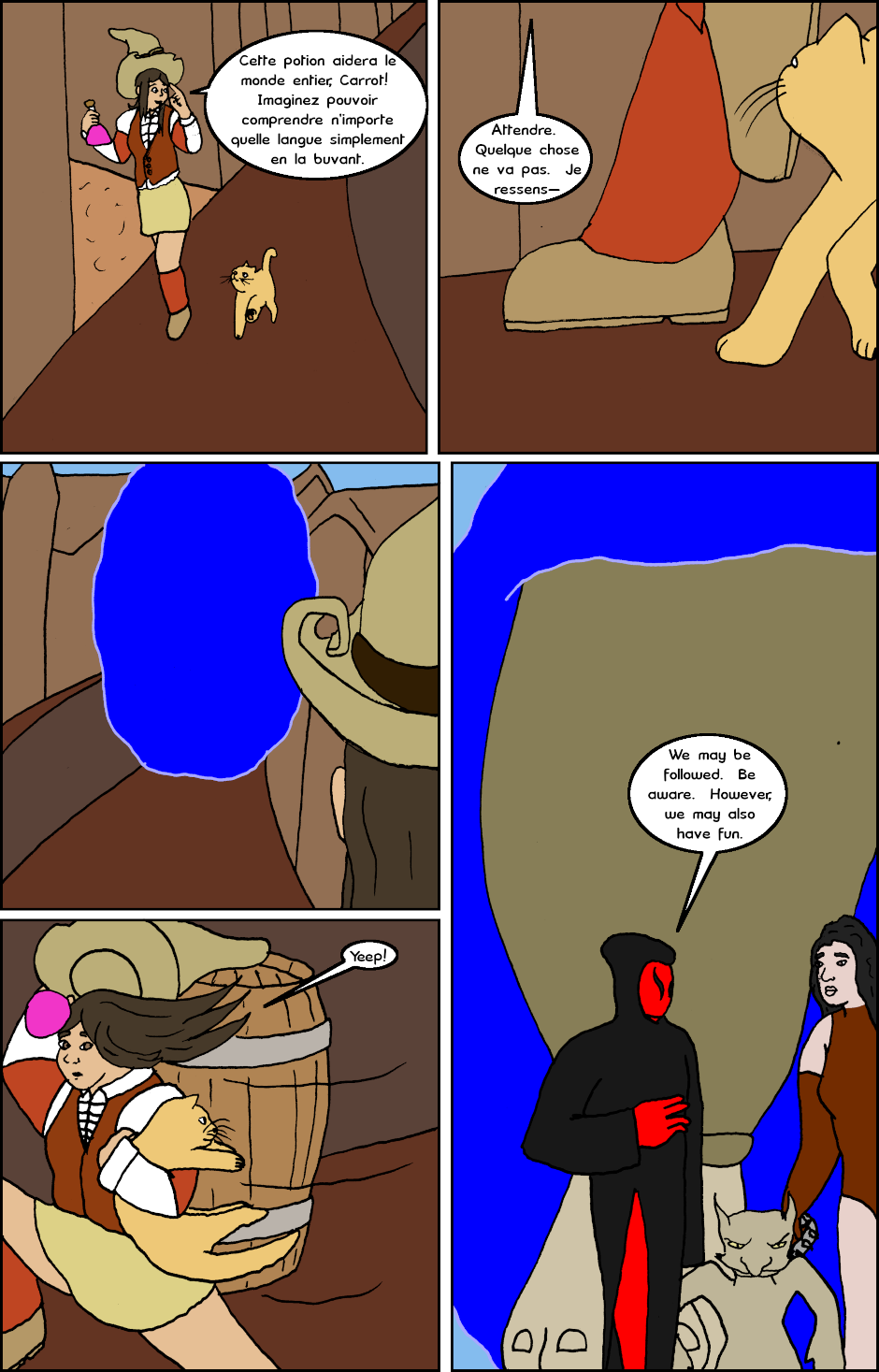 Page 1: issue 20 - Witchy Women