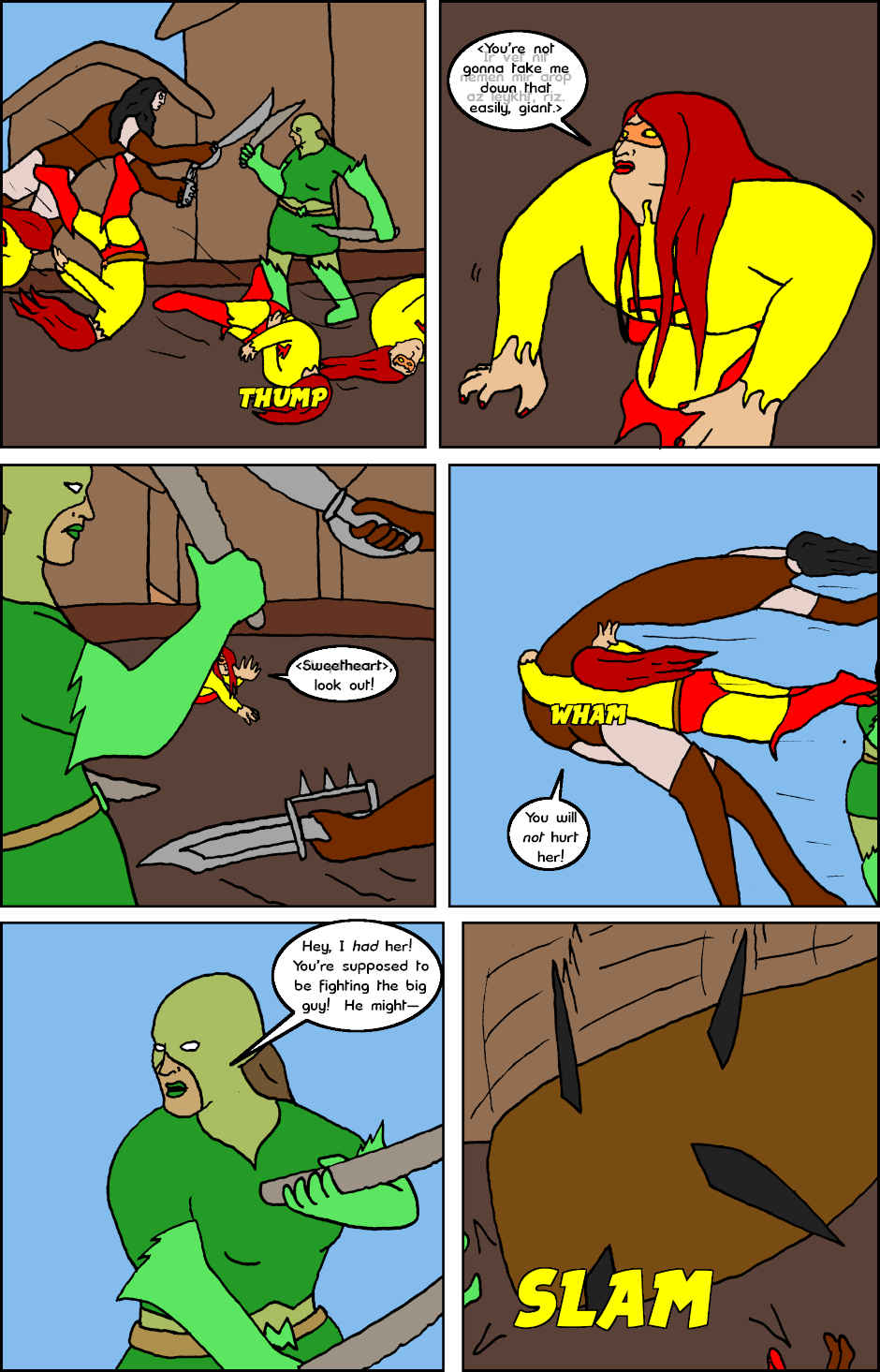 Page 10: issue 20 - Witchy Women