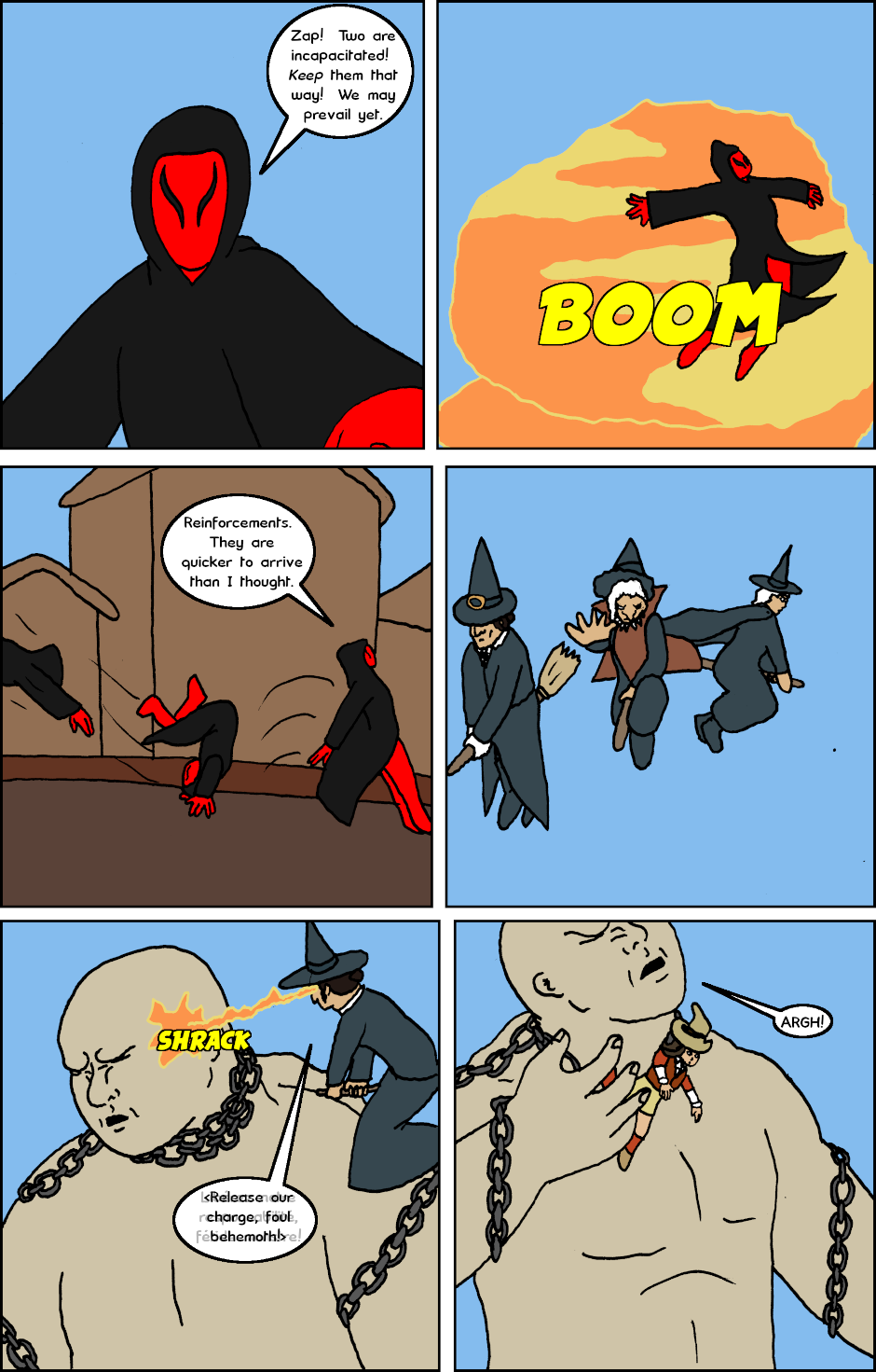 Page 11: issue 20 - Witchy Women