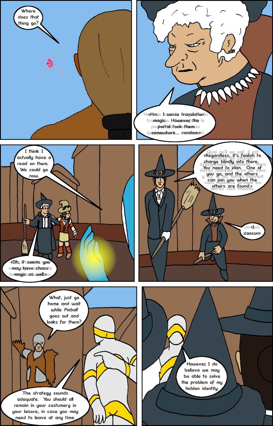 Page 13: issue 20 - Witchy Women