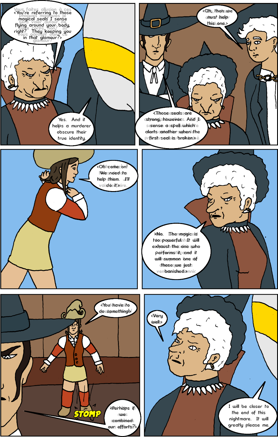 Page 14: issue 20 - Witchy Women