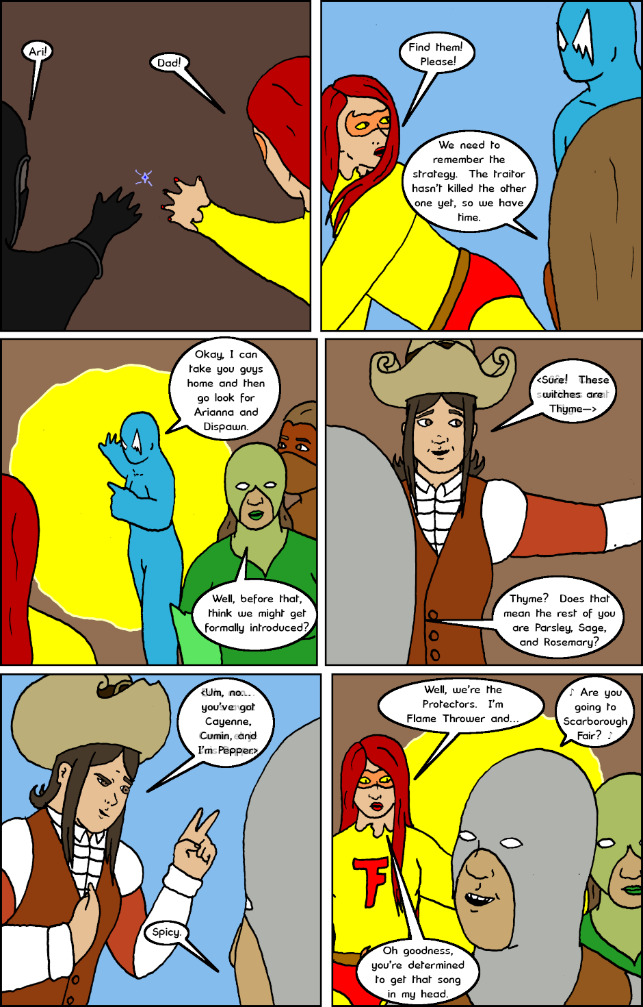 Page 16: issue 20 - Witchy Women