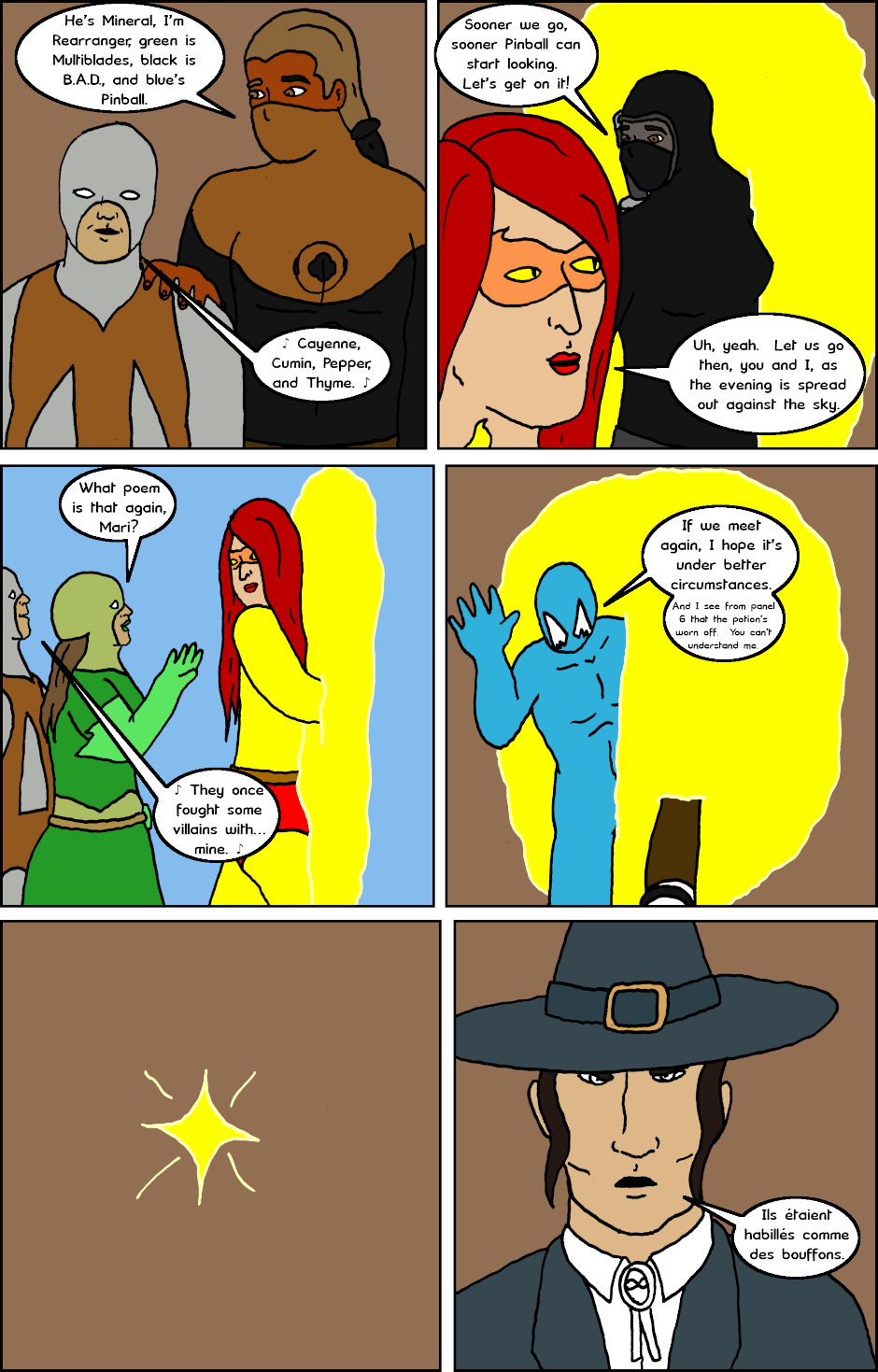 Page 17: issue 20 - Witchy Women