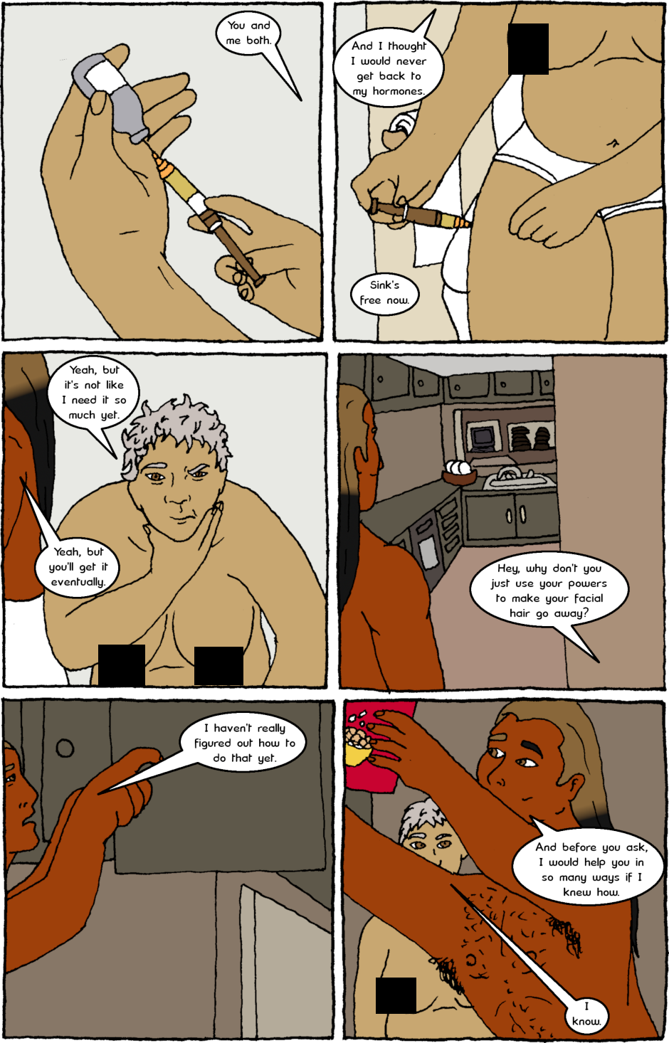 Page 3: issue 10 - The Attack