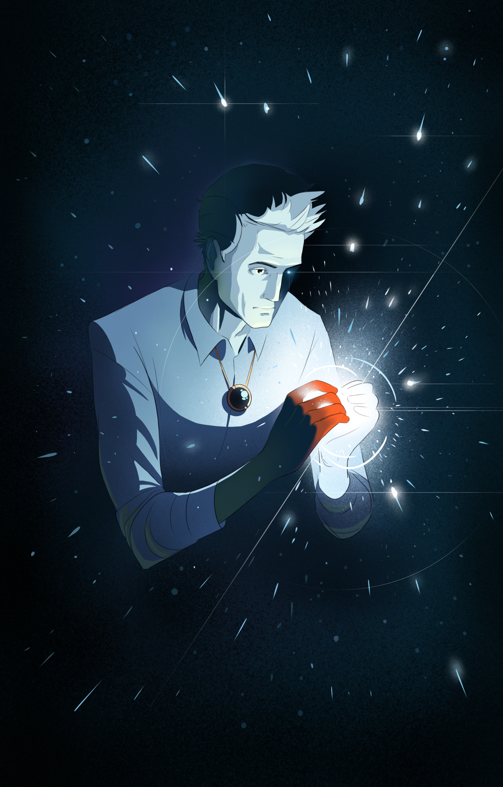 The Power of Stardust Issue 2 Cover