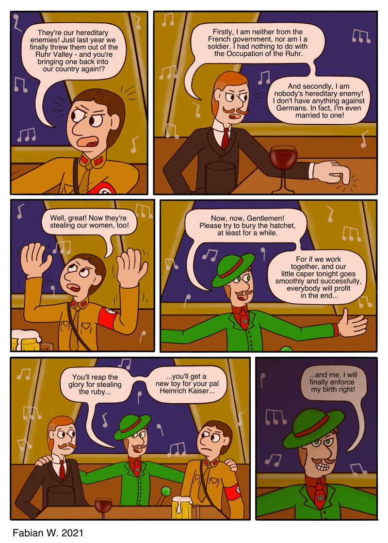 Emerald's Dream Team
