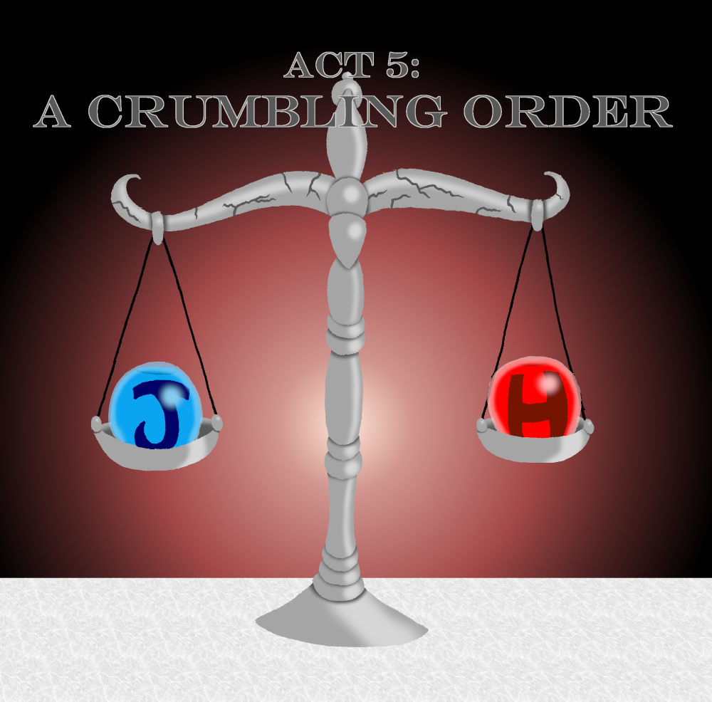 A Crumbling Order