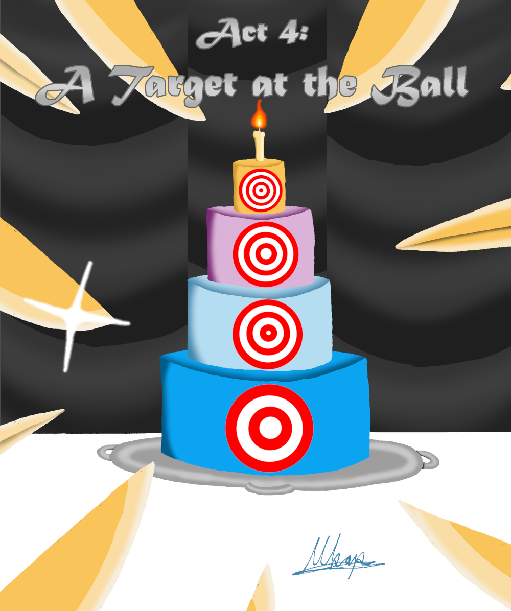 A Target at the Ball