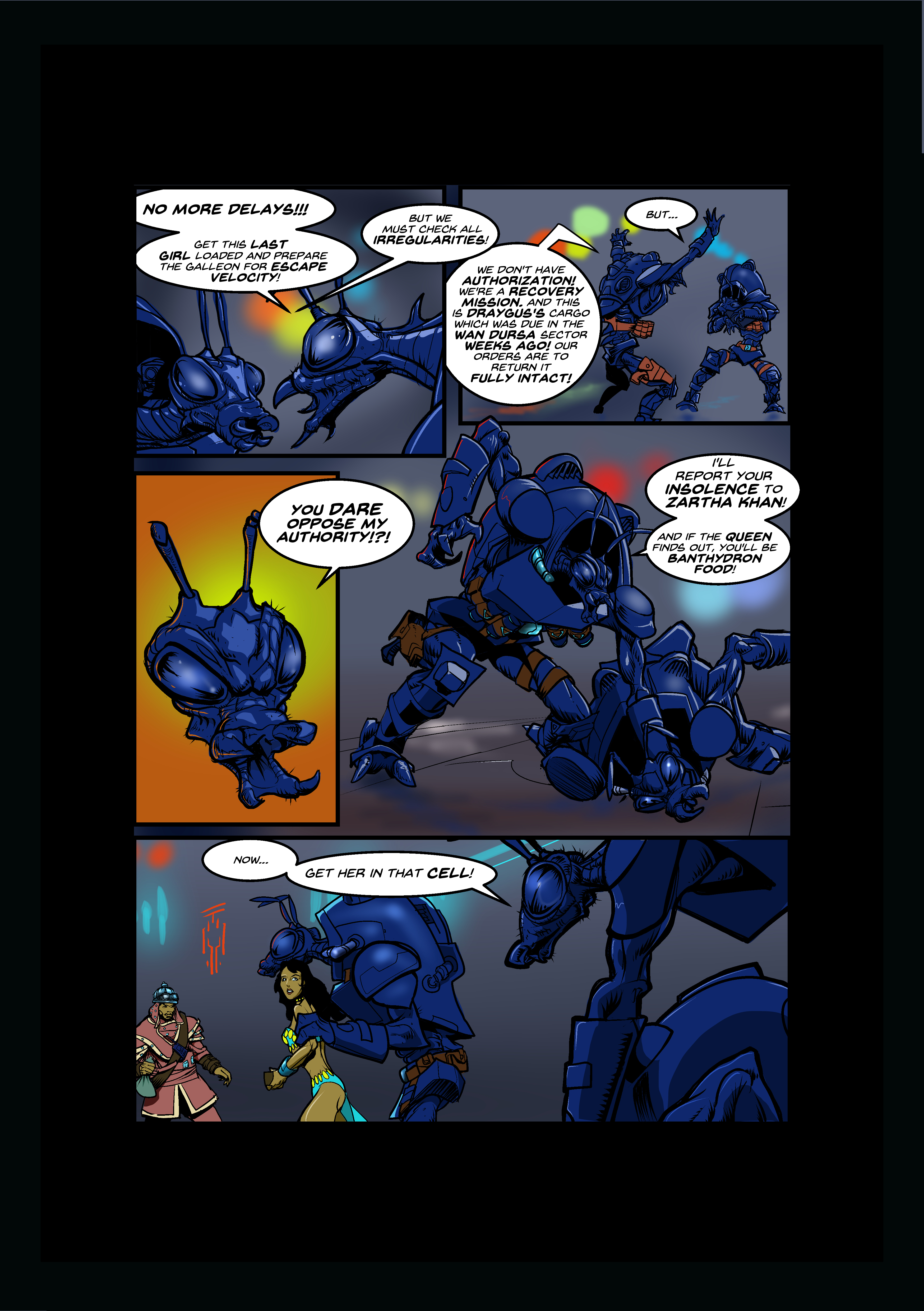 Prince of the Astral Kingdom chapter 2 pg 41