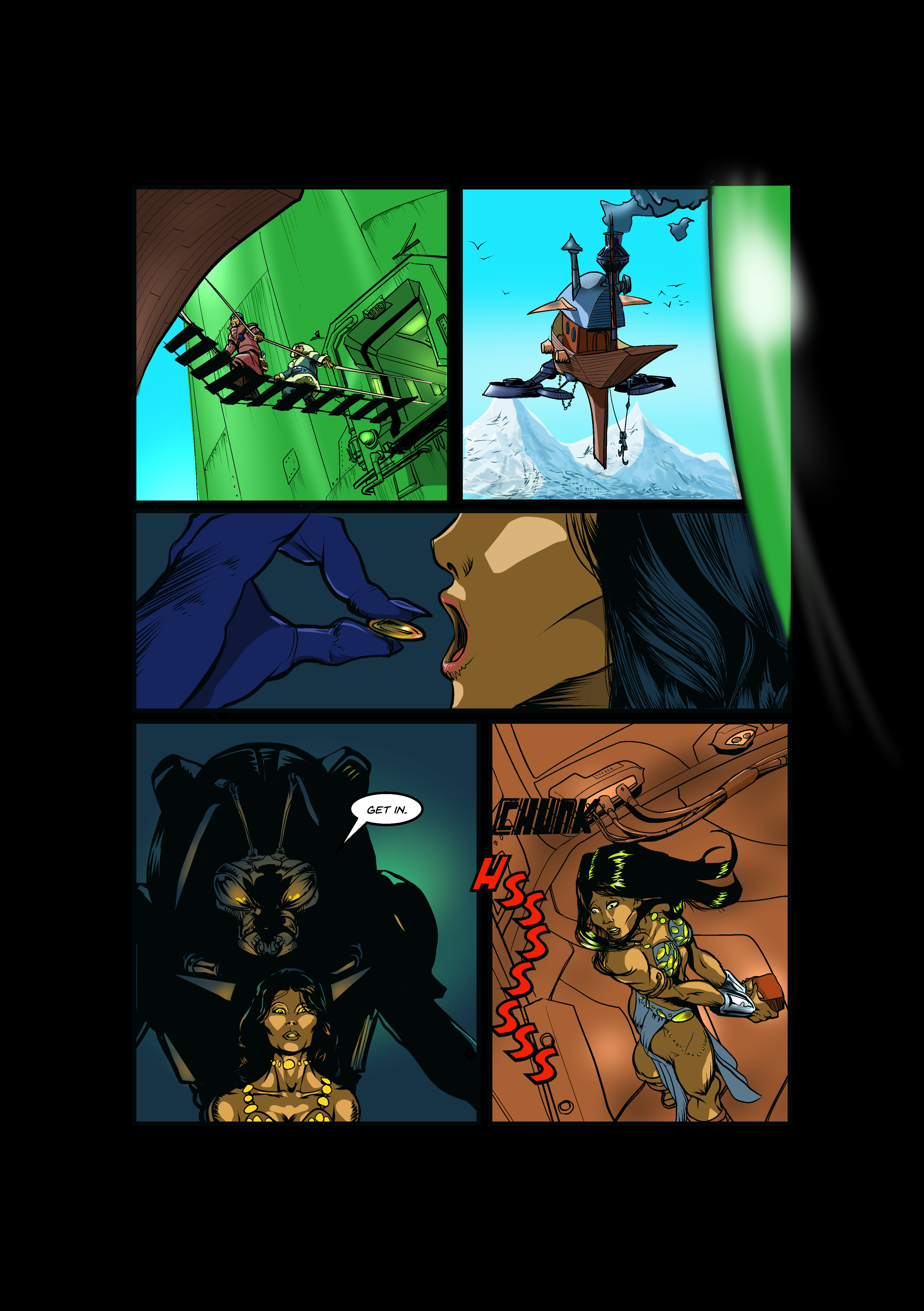 Prince of the Astral Kingdom chapter 2 pg 42