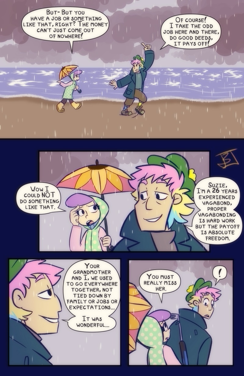 Chapter 6: To Tide Us Over - Page 23