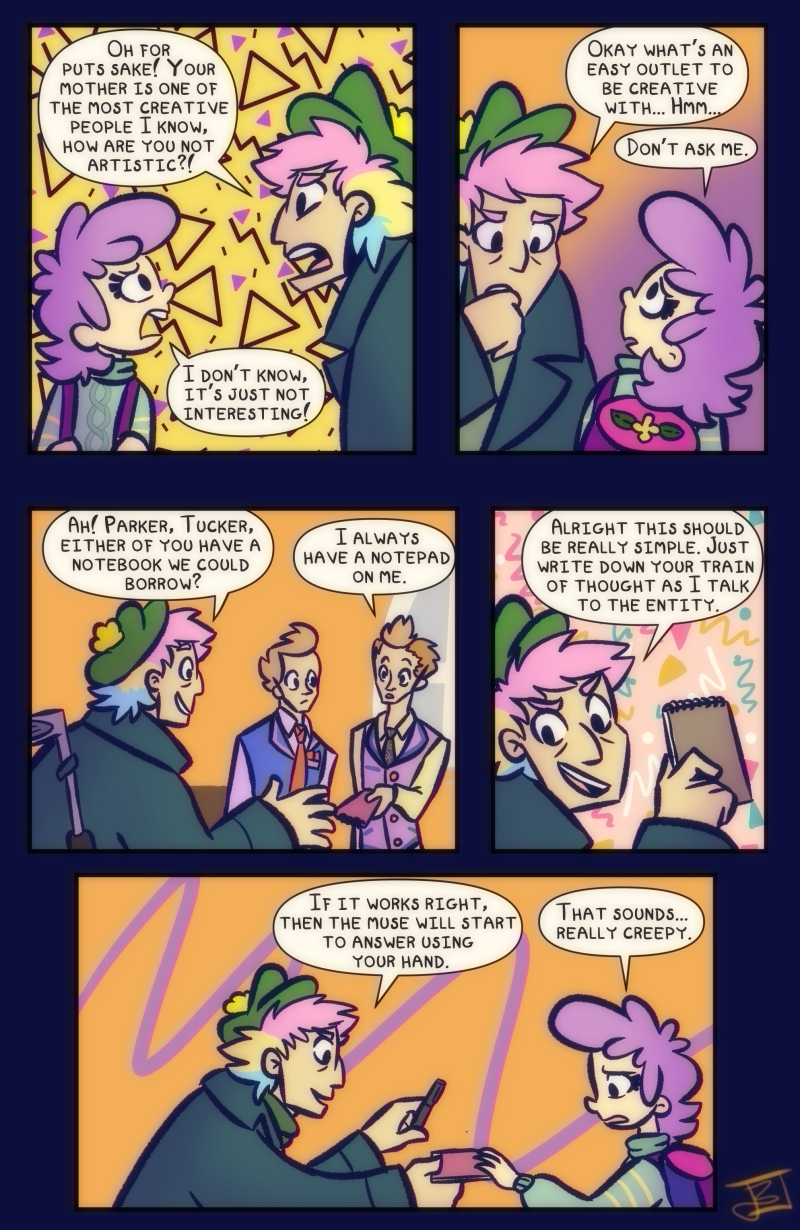 Chapter 8: I Am Not Amused - Page 11