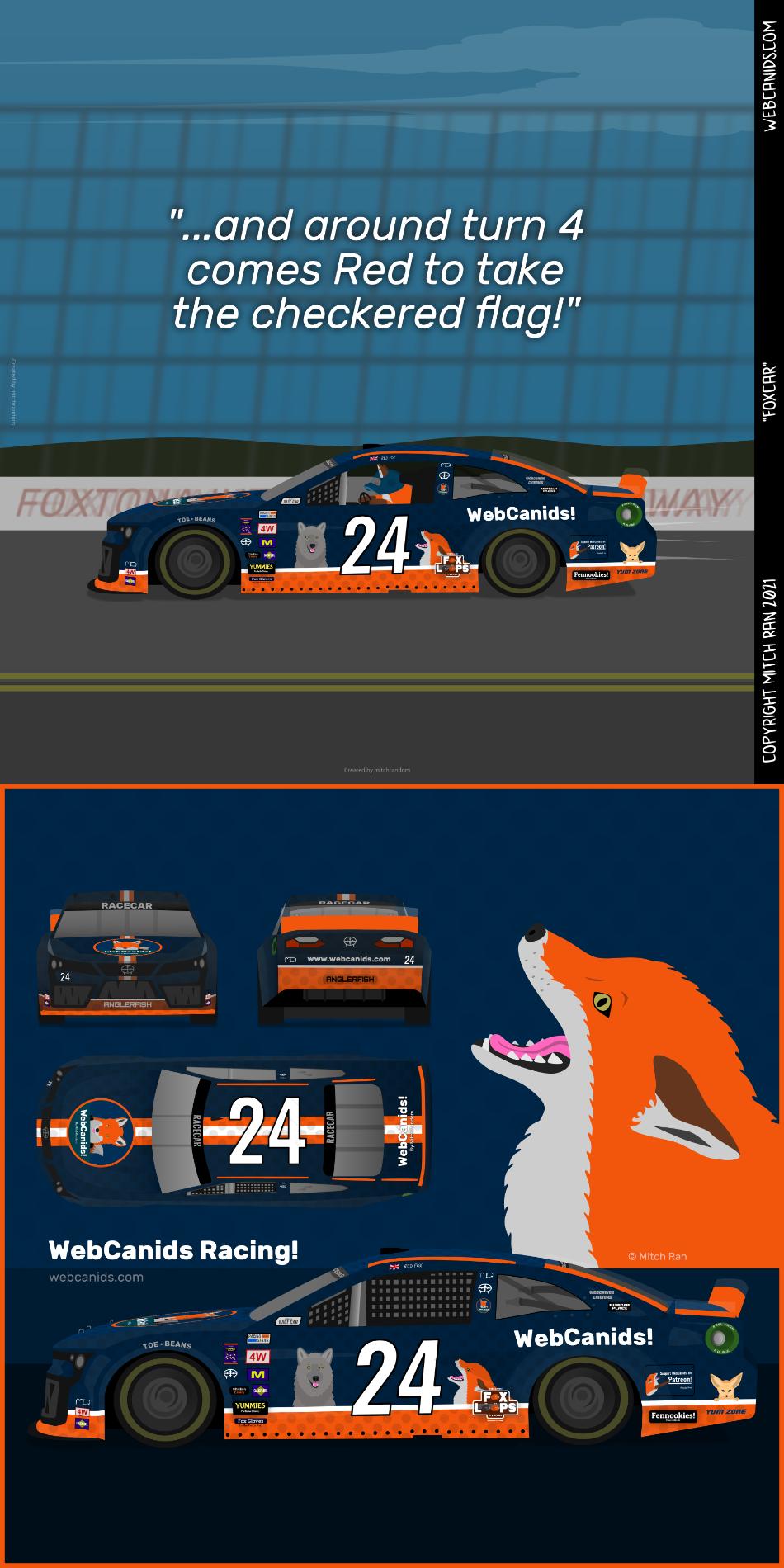 FOXCAR