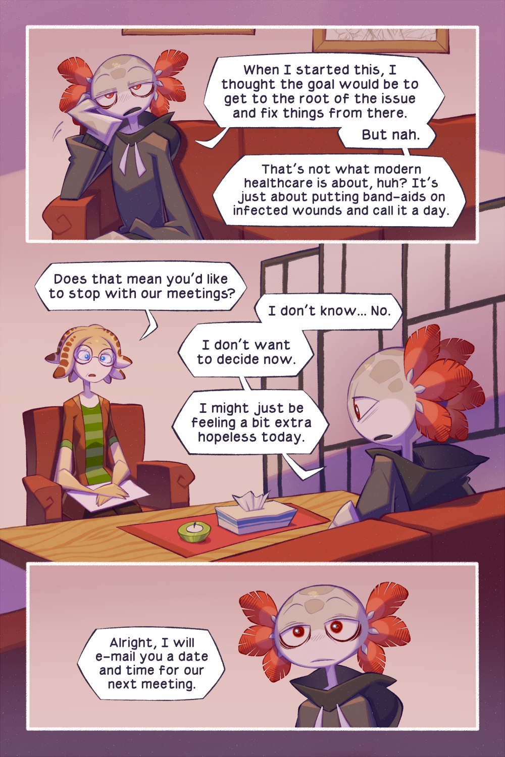 Page 7 | Counselor Meeting