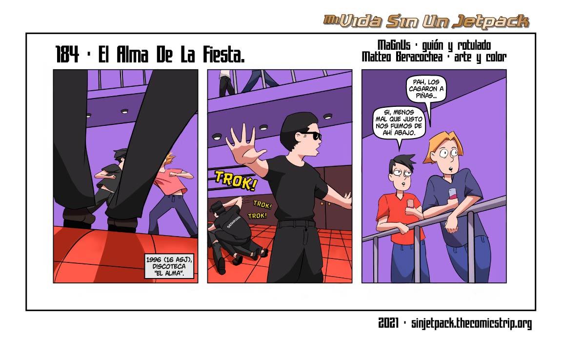 184 - El Alma De La Fiesta.