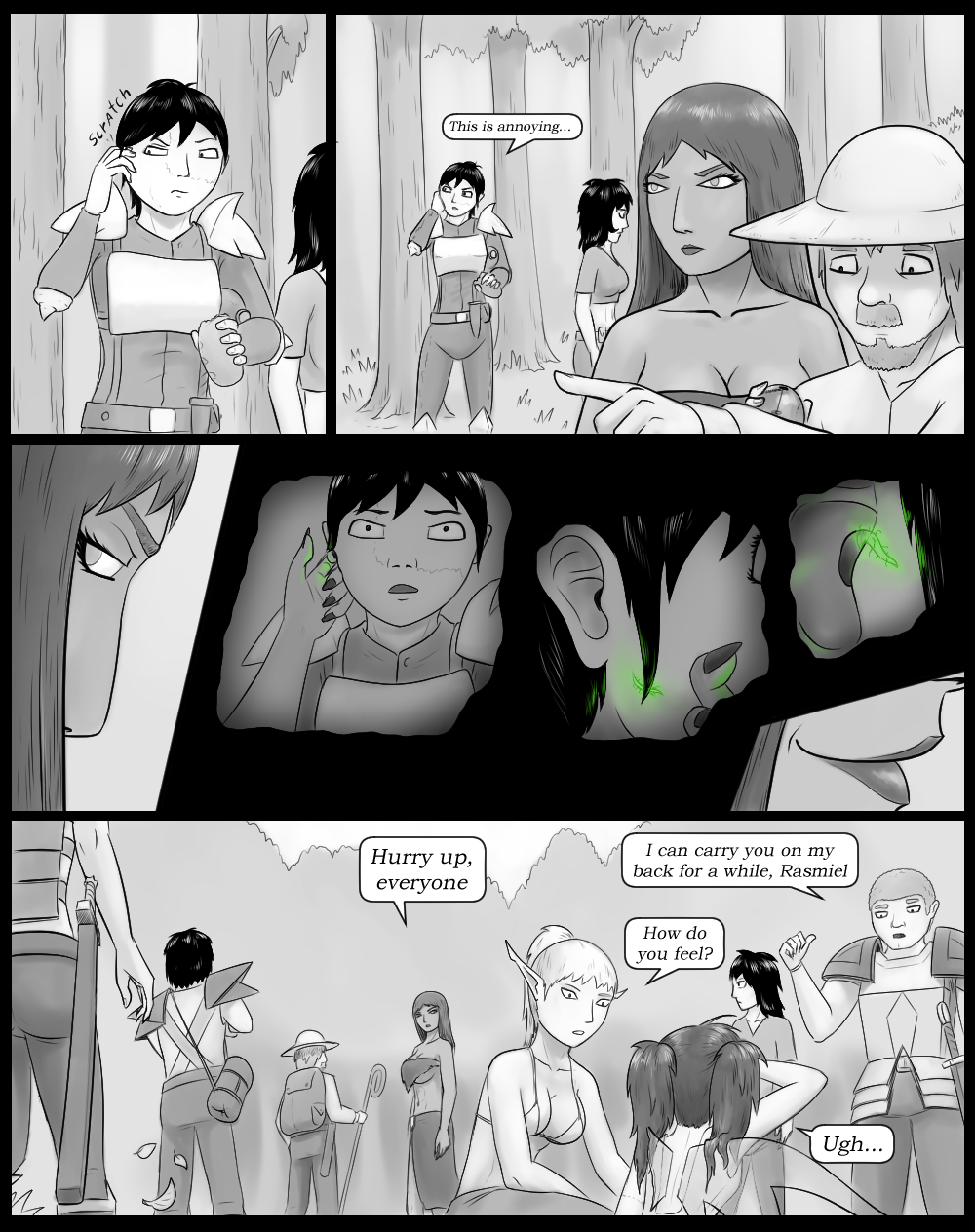 Page 7 - Observed from within