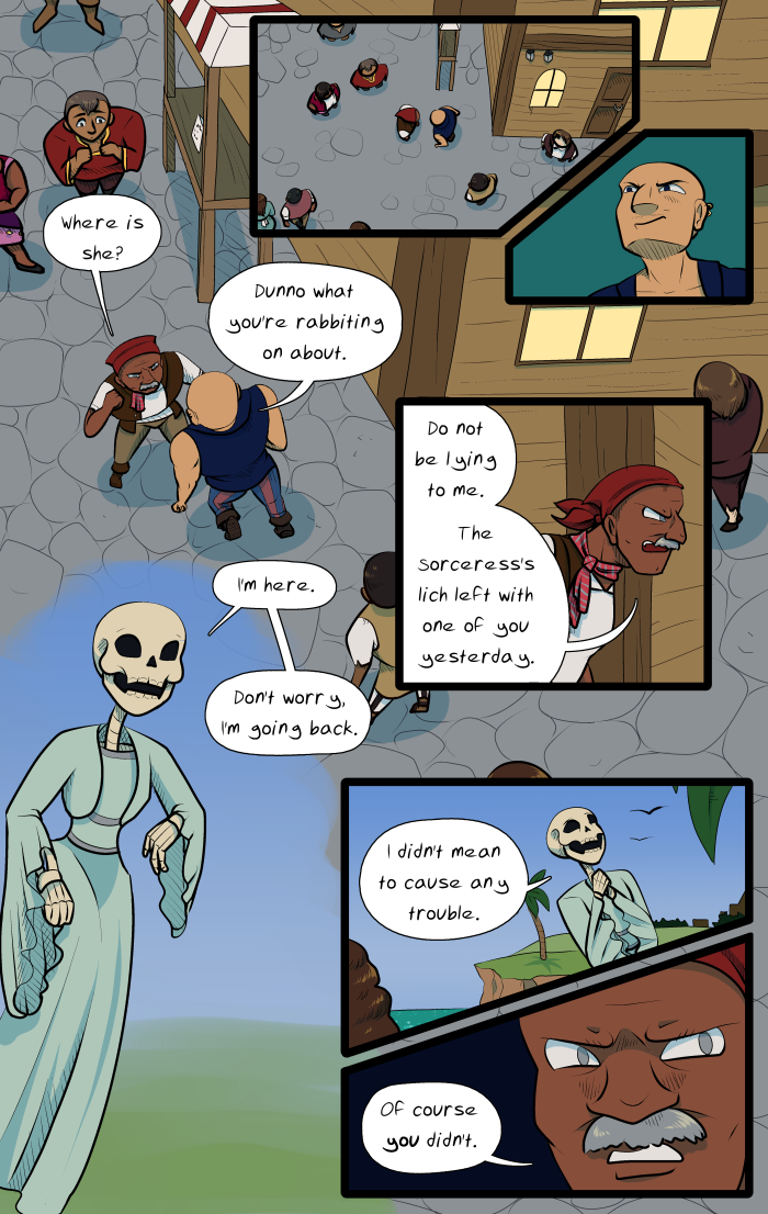 09- The Missing Lich
