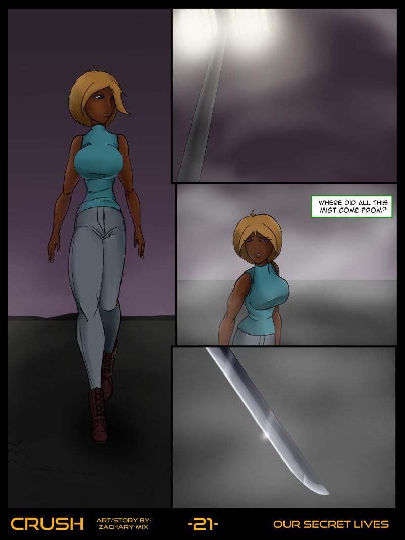 Crush: Our Secret Lives Page 21