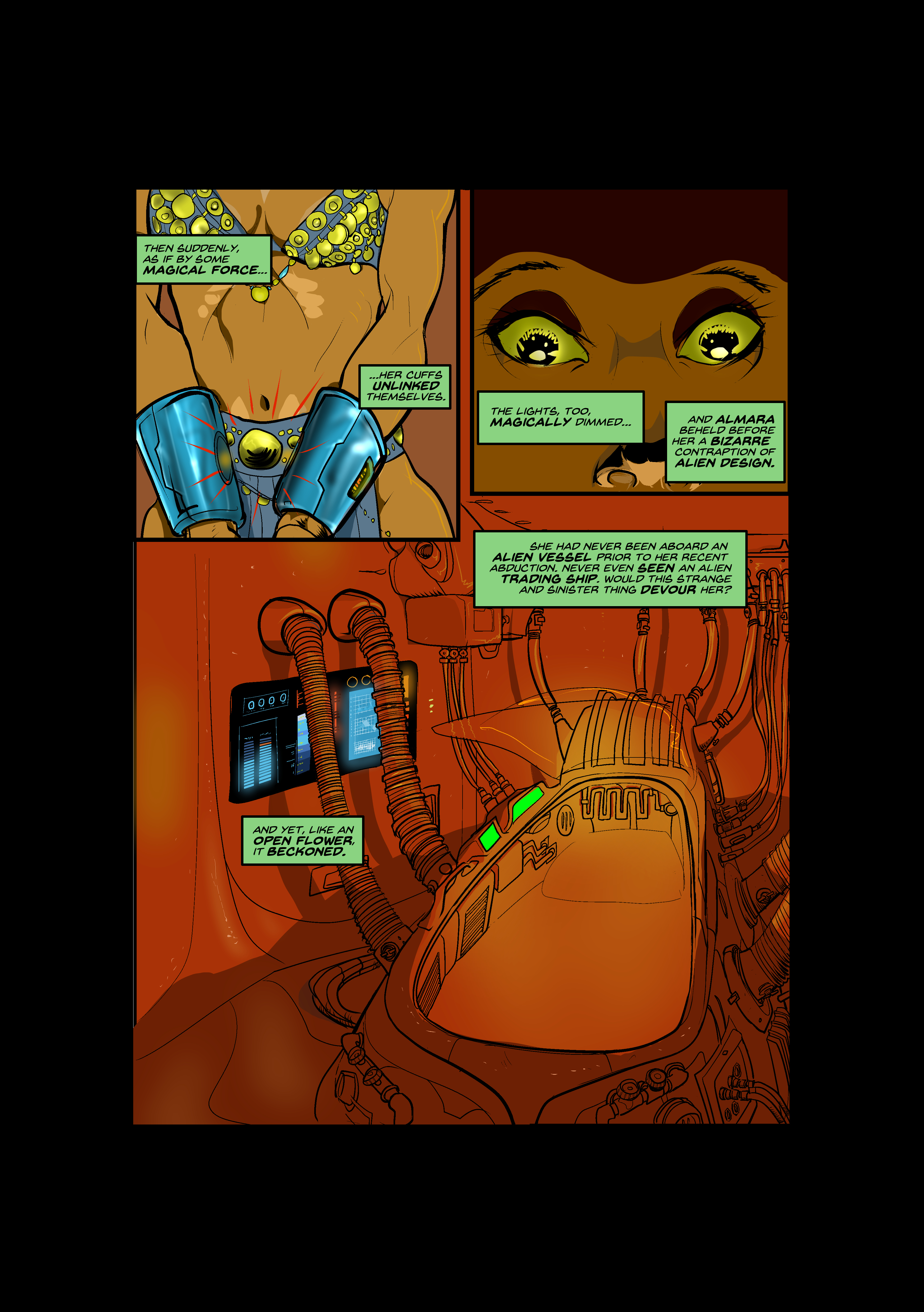 Prince of the Astral Kingdom chapter 2 pg 43
