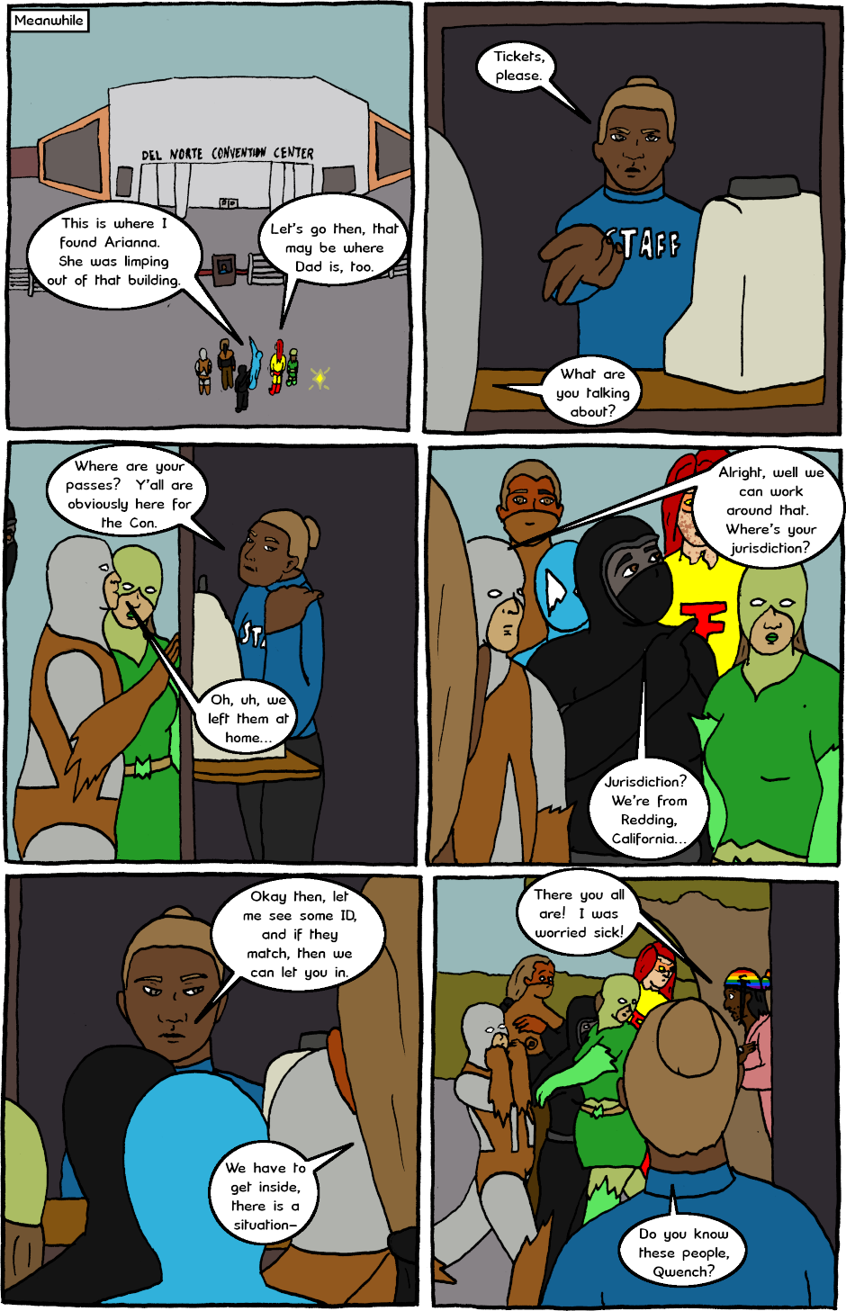 Page 10: issue 21 - Protectors and Serve