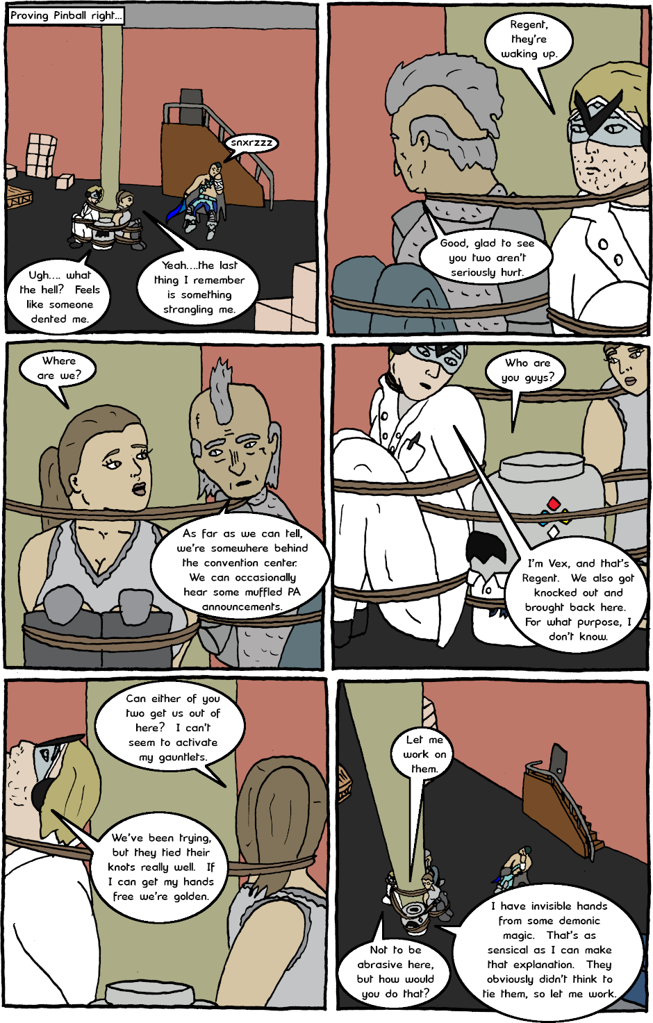 Page 14: issue 21 - Protectors and Serve