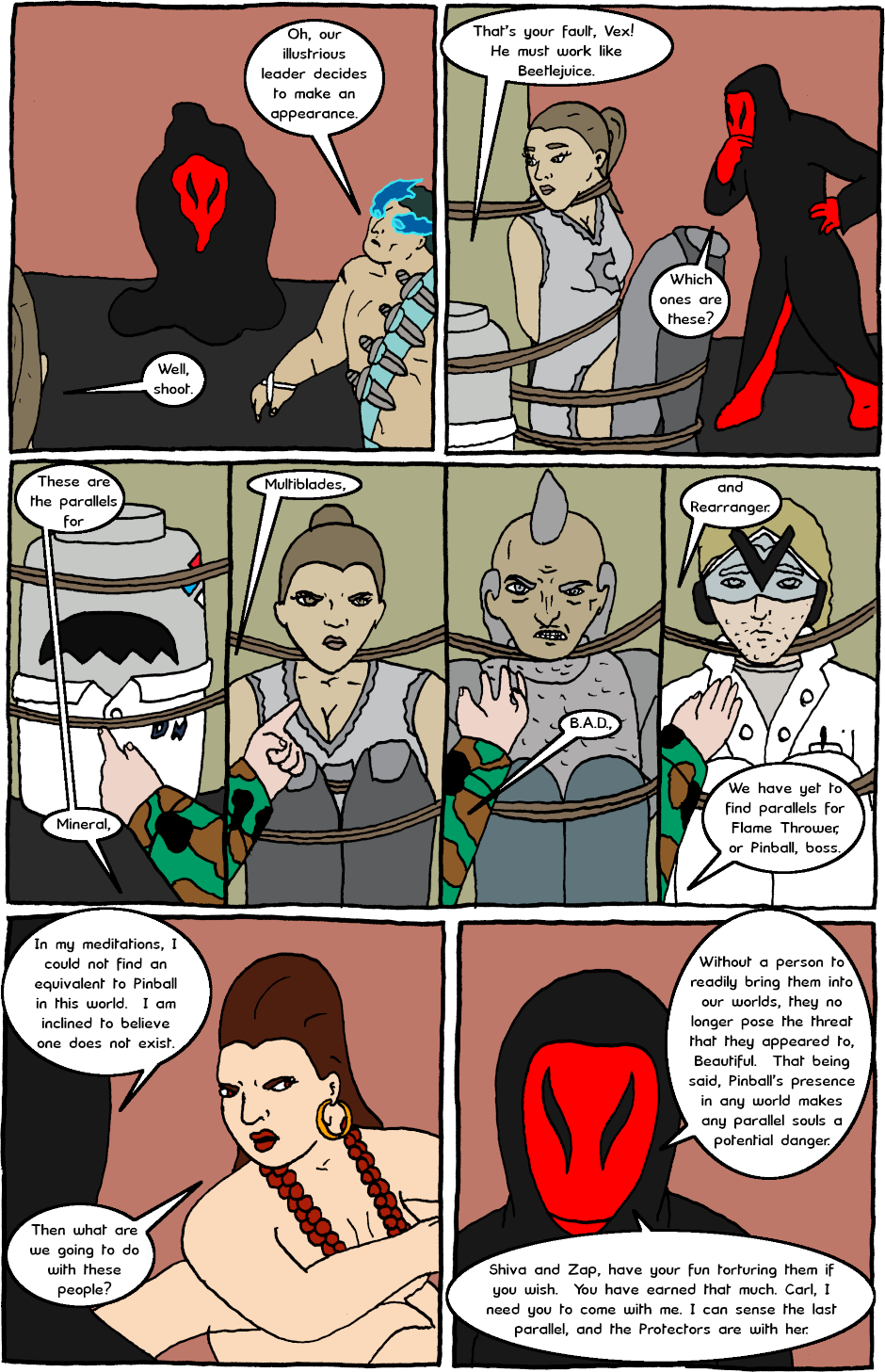 Page 16: issue 21 - Protectors and Serve