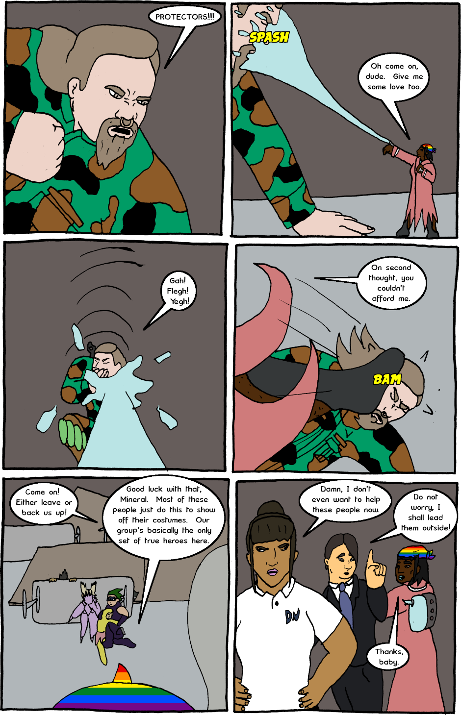 Page 25: issue 21 - Protectors and Serve