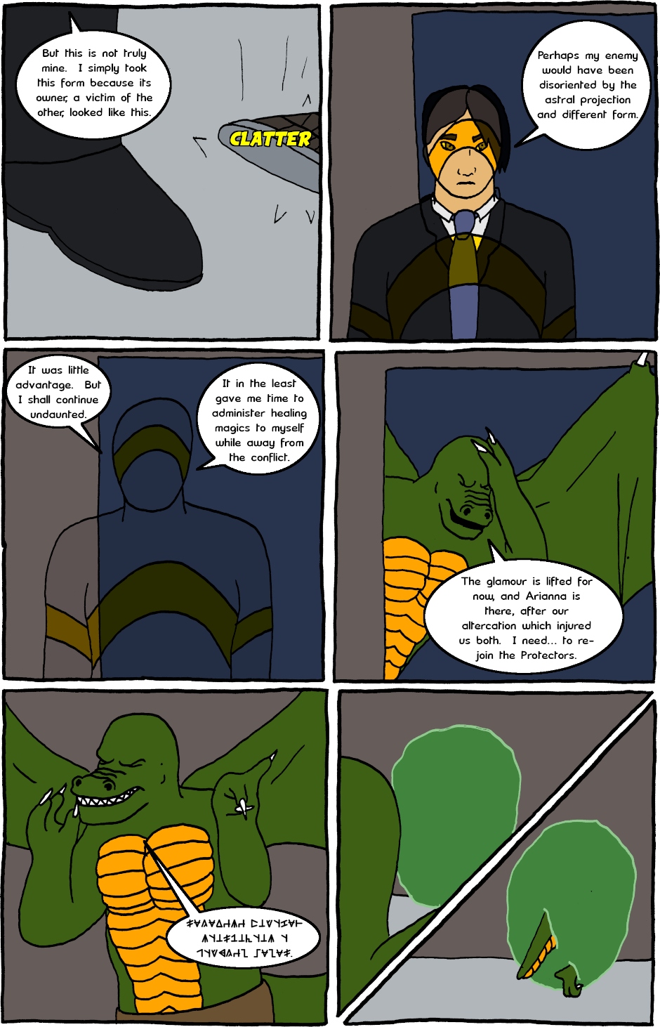 Page 42: issue 21 - Protectors and Serve