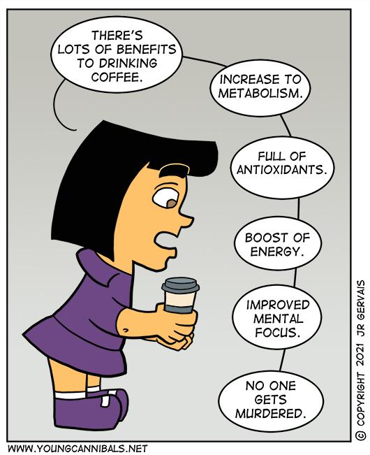 Benefits to Coffee