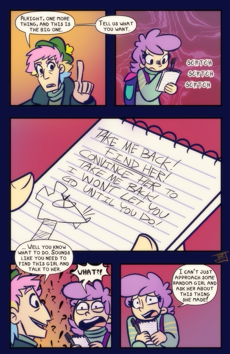 Chapter 8: I Am Not Amused - Page 13