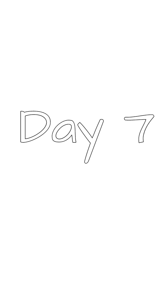 Rp day 7