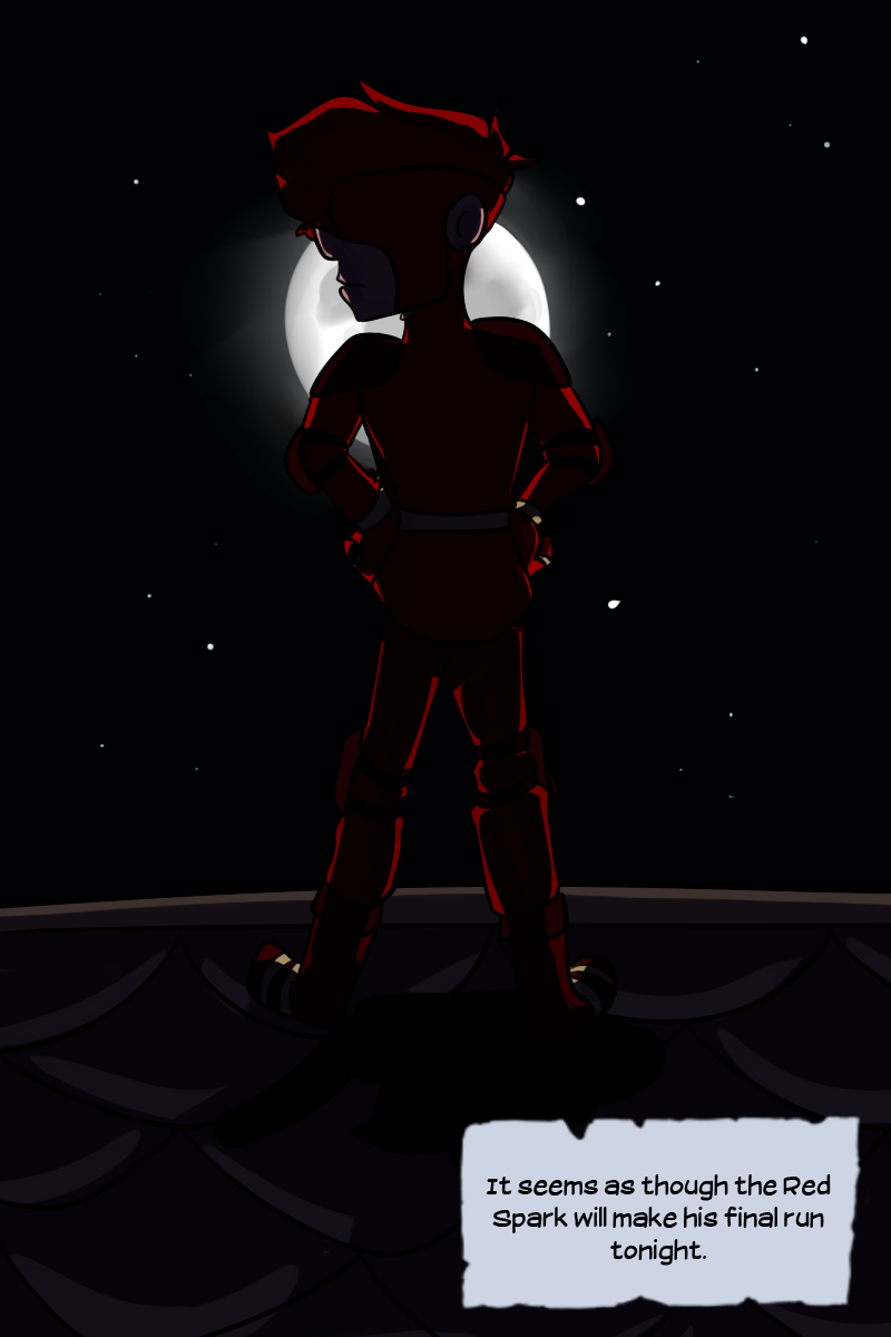 The Red Spark's Story