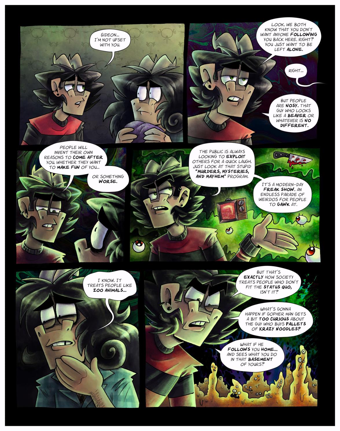 Ch 2 Page 38: Paranoia