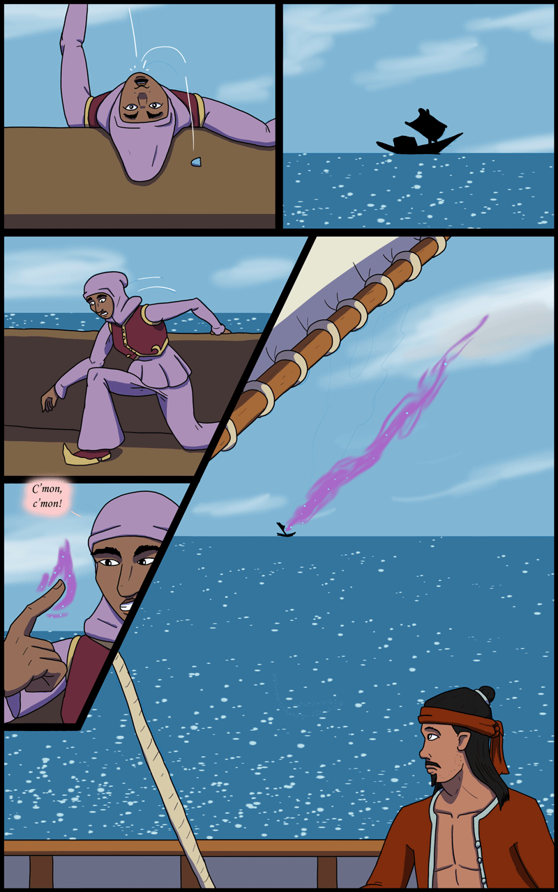 The Wide Ocean - Page 203