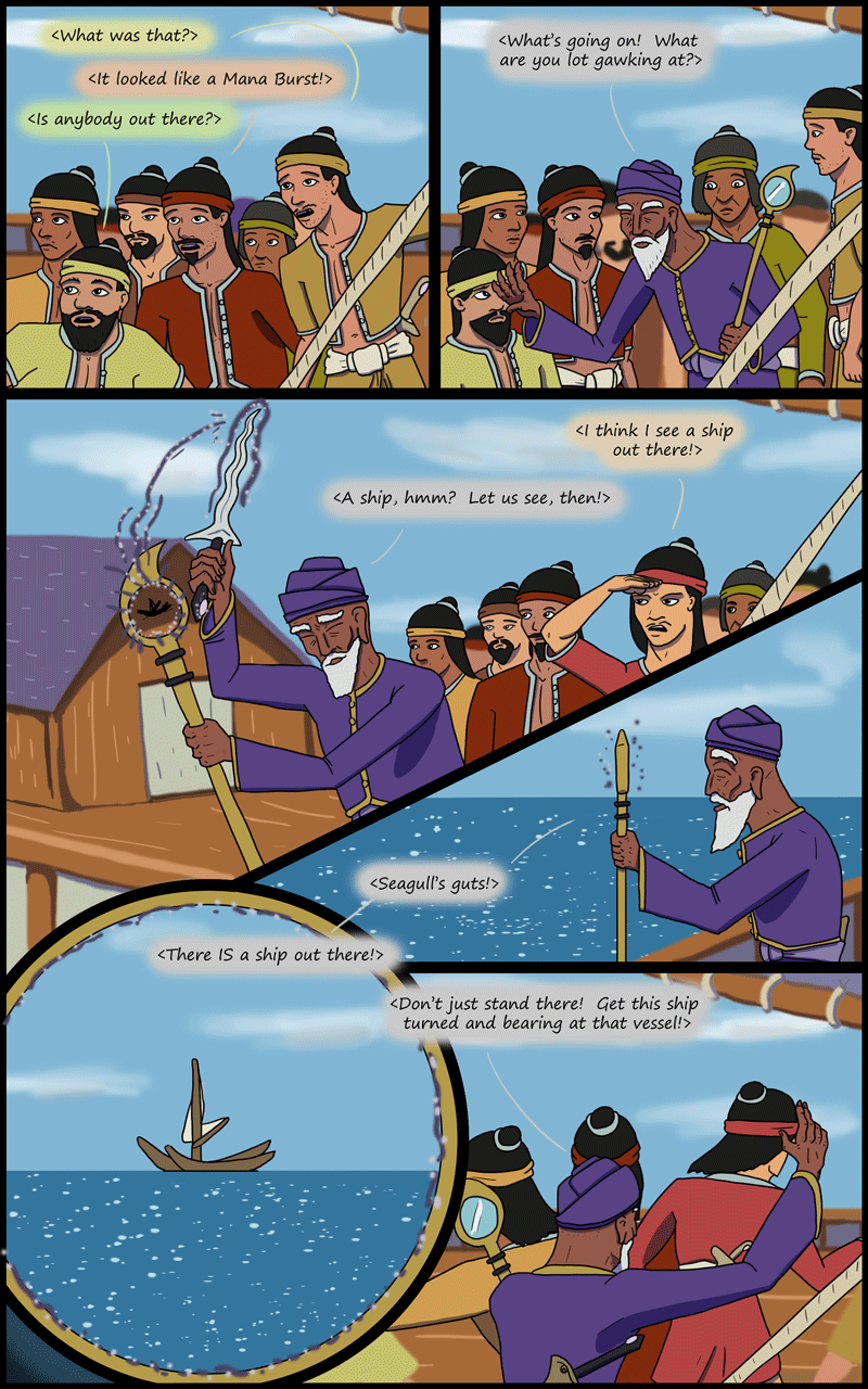 The Wide Ocean - Page 204