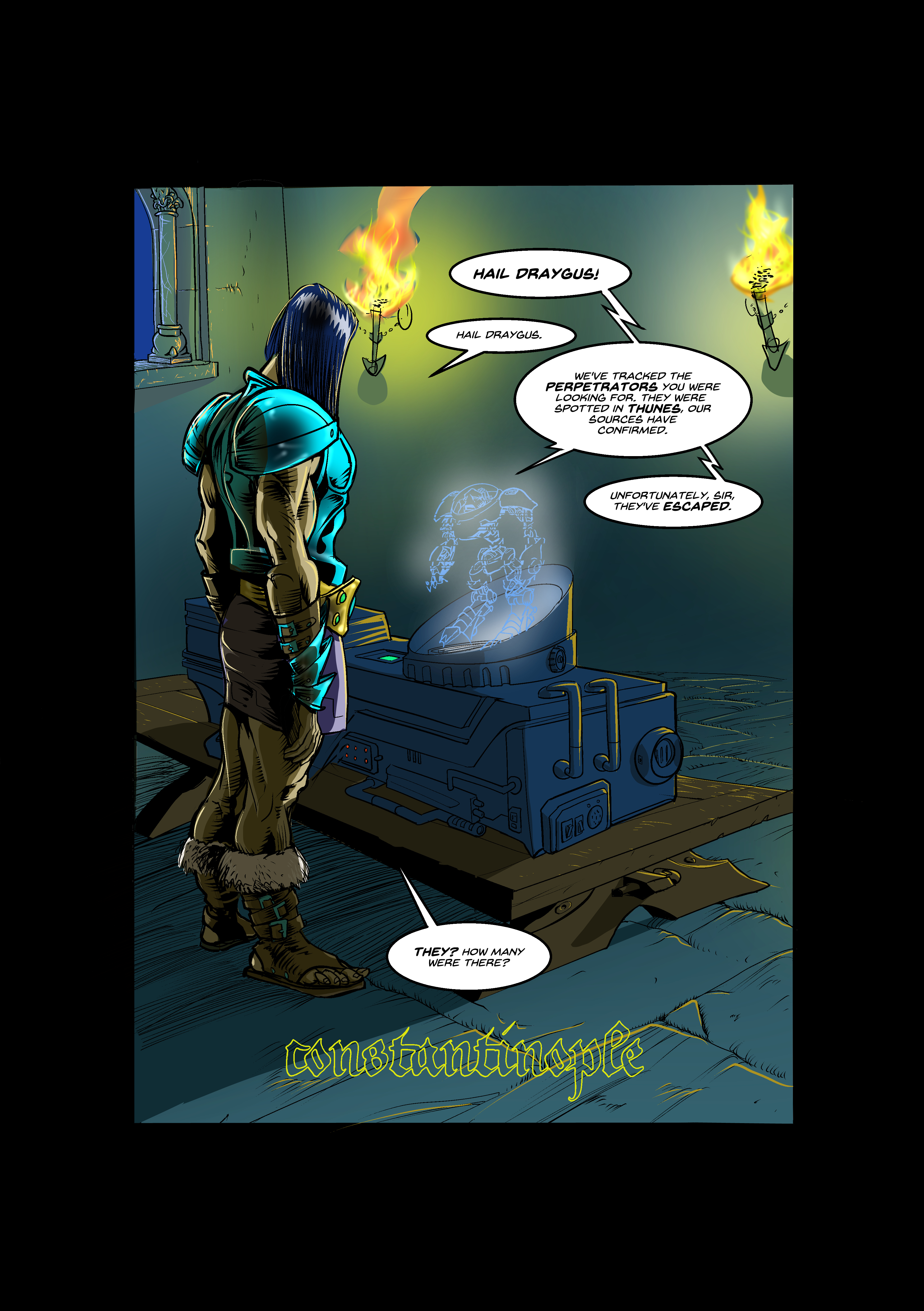 Prince of the Astral Kingdom ch2 pg 46