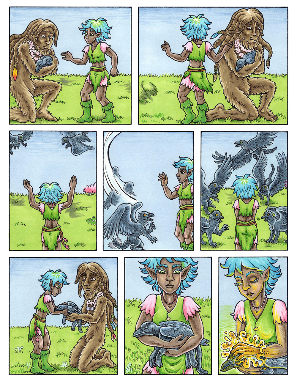 Feathers pg 6