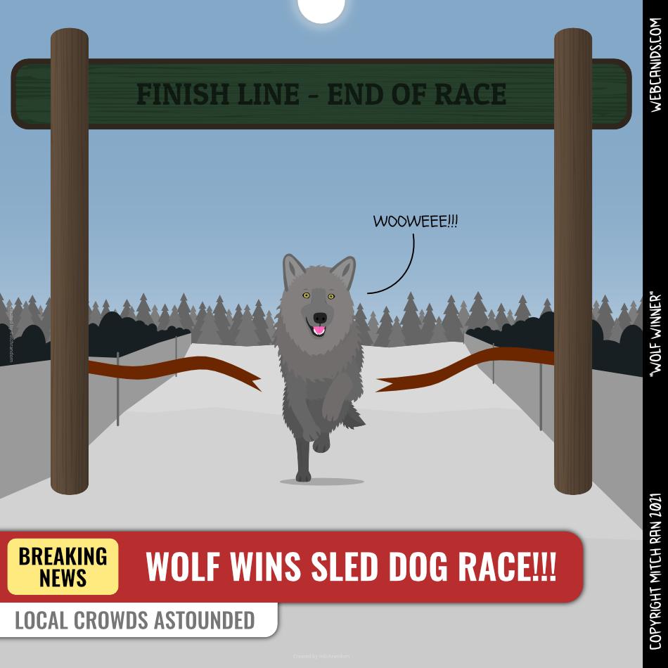 Wolf Winner