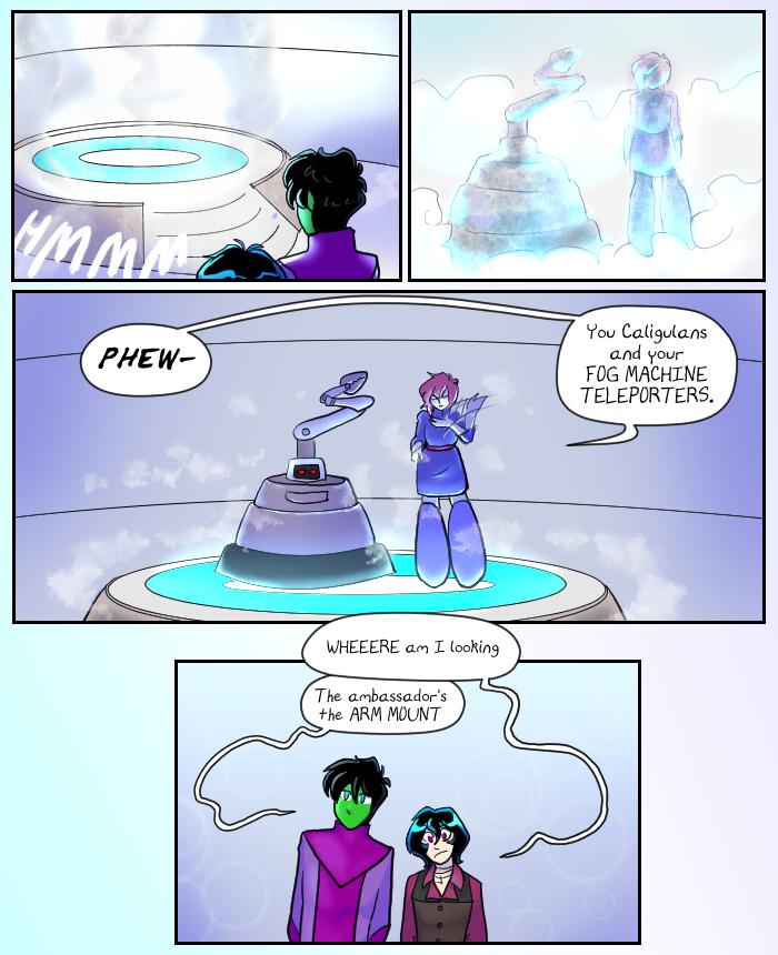 return of the fog teleporters