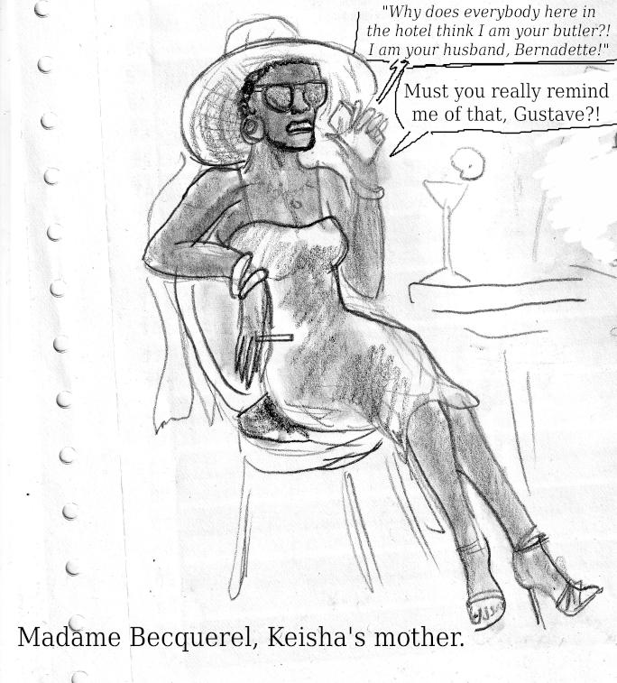 Madame Becquerel (by Stilldown)