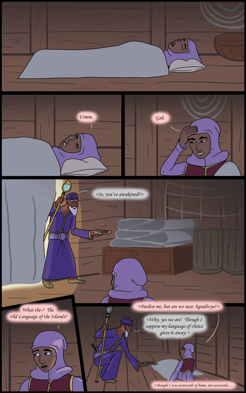 The Wide Ocean - Page 205