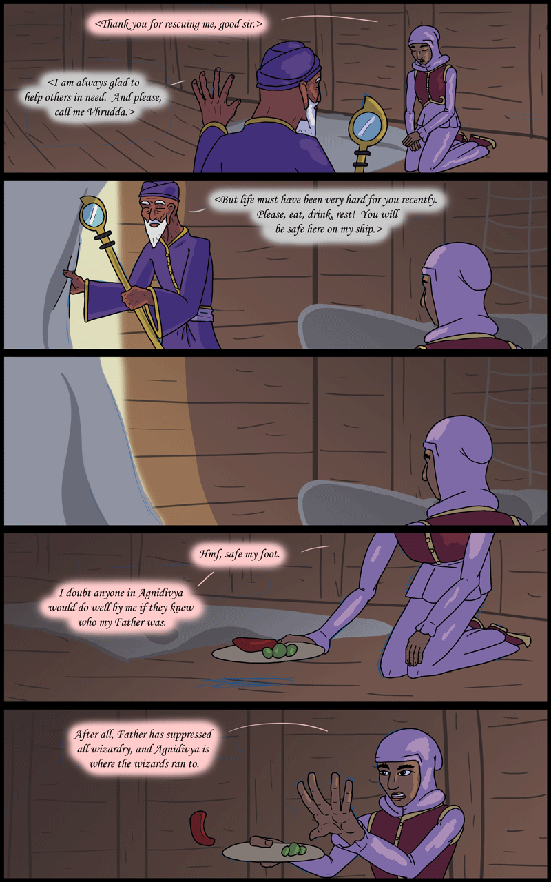 The Wide Ocean - Page 206