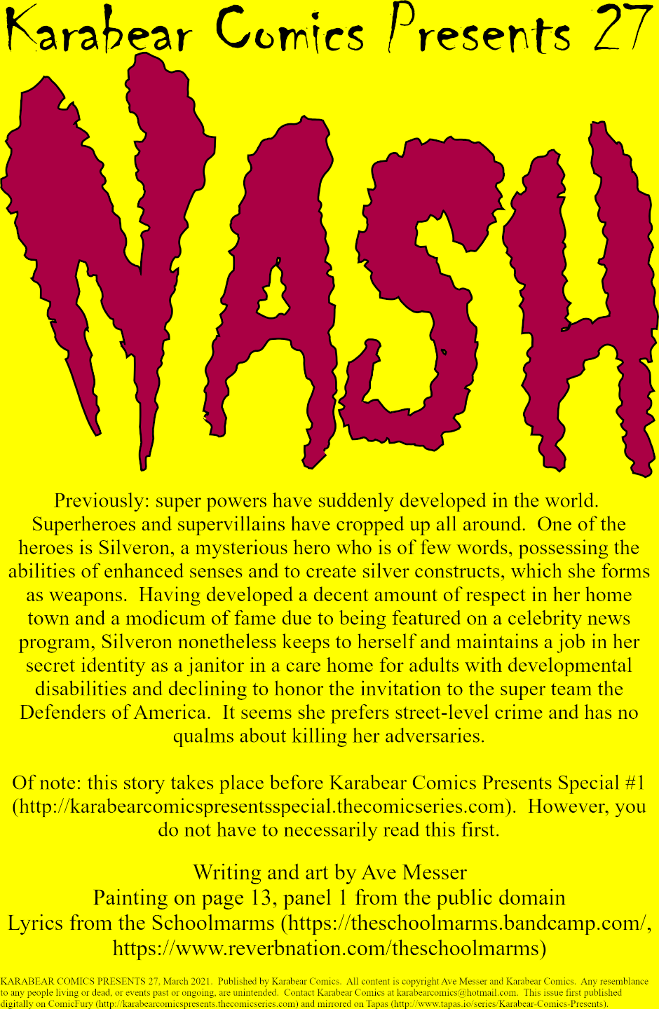 Inside cover: issue 27 - Nash
