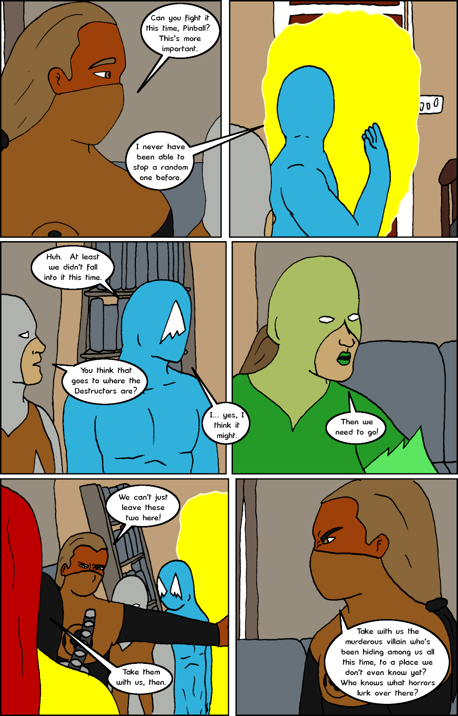 Page 2: issue 22 - Bigger Fish