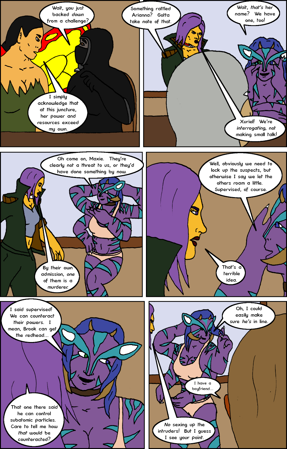 Page 7: issue 22 - Bigger Fish