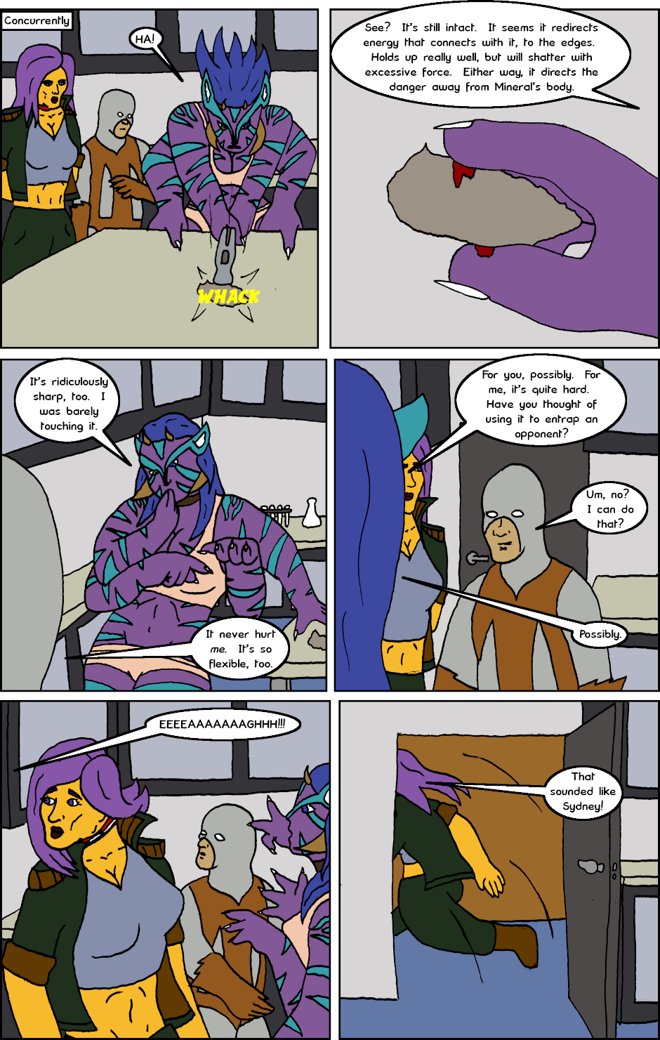 Page 12: issue 22 - Bigger Fish