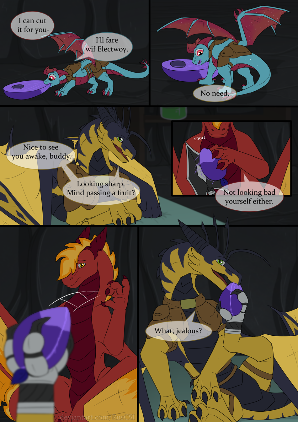 The Isle - page 46