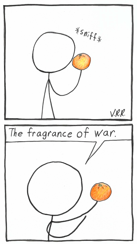 The Battle of Apples and Oranges
