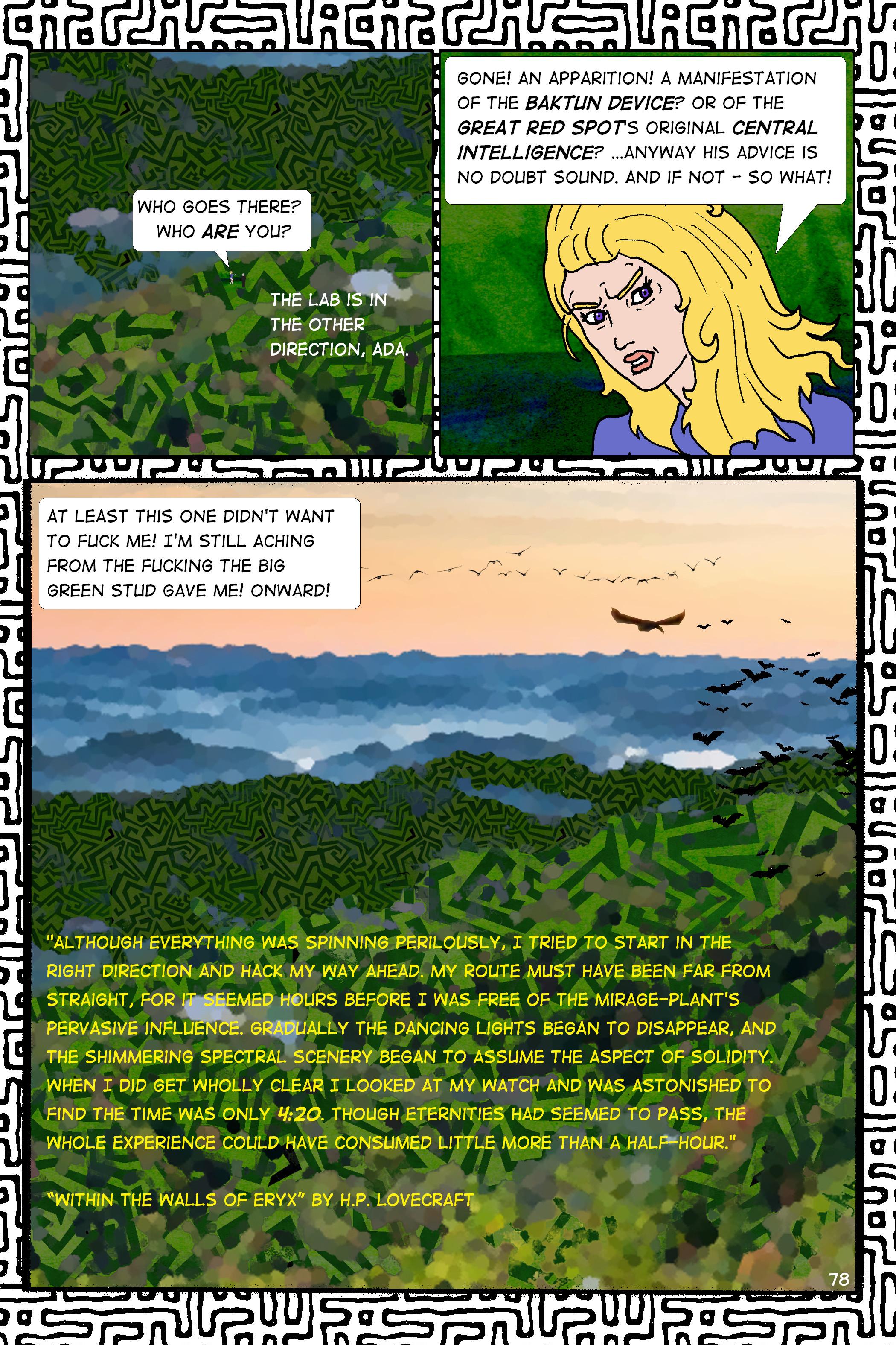 Labyrinth of Saint Thomas 78
